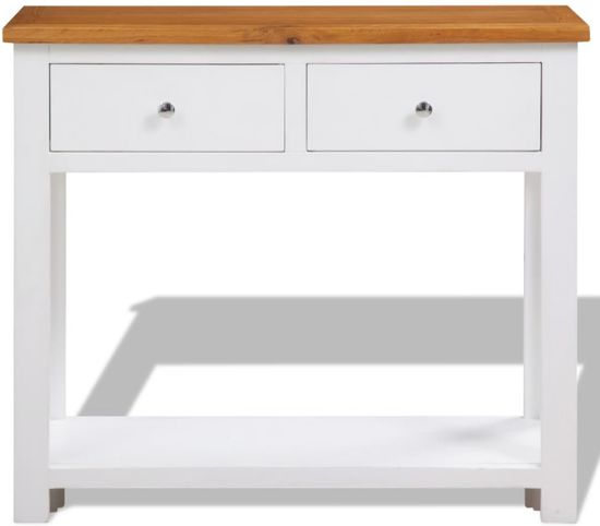 Sidetable Wit Gebruikt.Bol Com Wandtafel Sidetable Side Table Muurtafel Tafel
