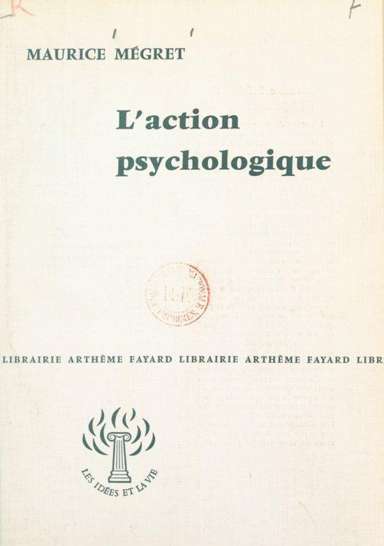 L'action psychologique