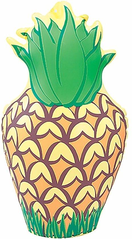 Opblaasbare ananas 35 cm