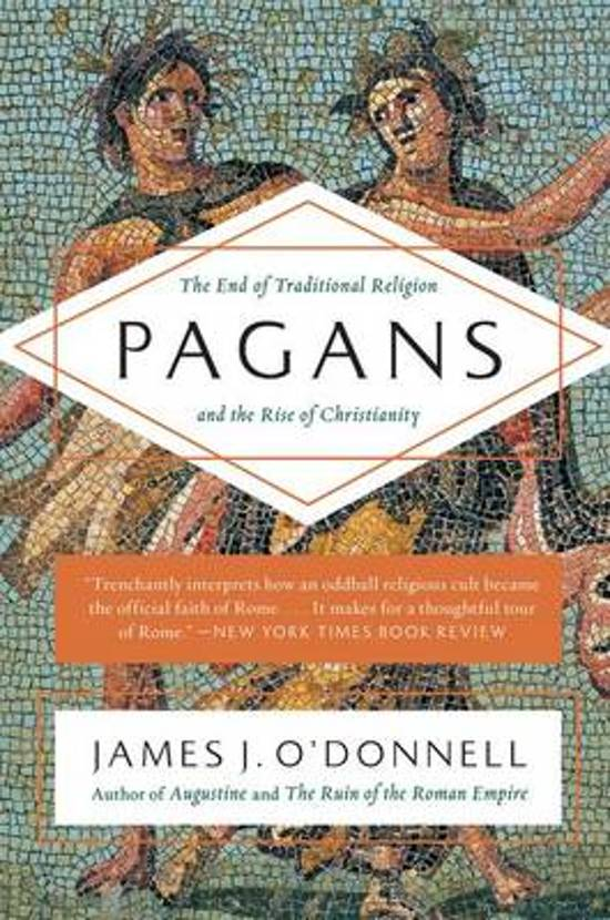 Boek cover Pagans van James J Odonnell (Paperback)