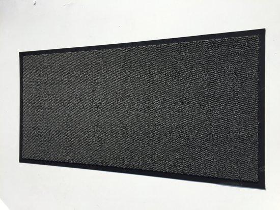 Schoonloopmat Lupo 90x150 cm - Antraciet