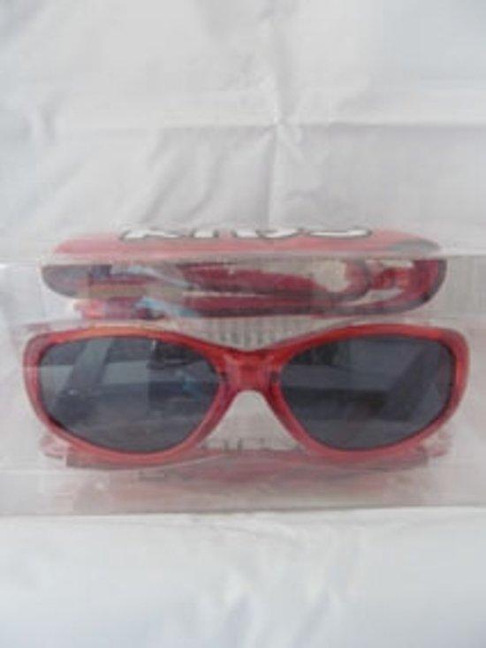 KidzBanz zonnebril rood