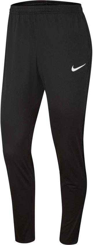 Nike Dry Academy 18 Football  Sportbroek - Maat S  - Vrouwen - zwart