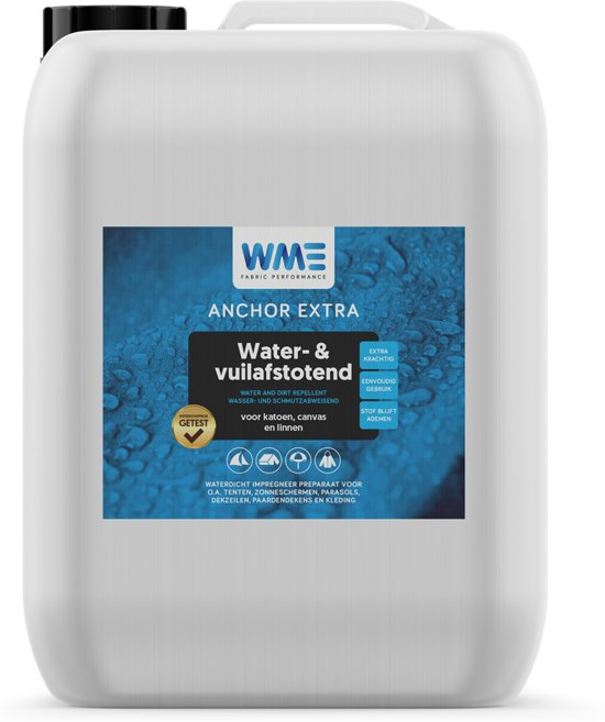 Wme Impregneermiddel - Waterdicht Anchor Extra - Flacon - 10 Liter