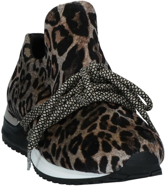 Slip Luipaardprint on Met Strada Sneakers La Bruine PTCdwqC