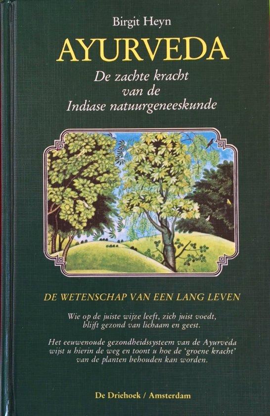 Boek cover Ayurveda van Birgit Heyn (Hardcover)