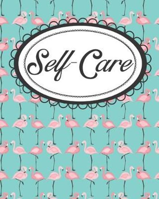 Pink Flamingo Self-Care Workbook: Daily Self-Love Exercises