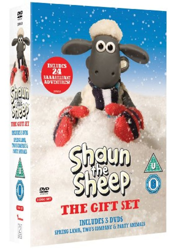 Shaun The Sheep Giftset