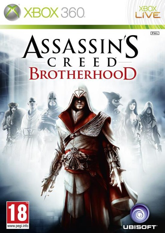 Assassins Creed: Brotherhood - Classics Edition (Compatible met Xbox One)