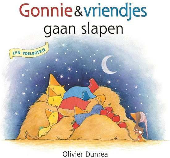 Gonnie & vriendjes - Gonnie & vriendjes gaan slapen