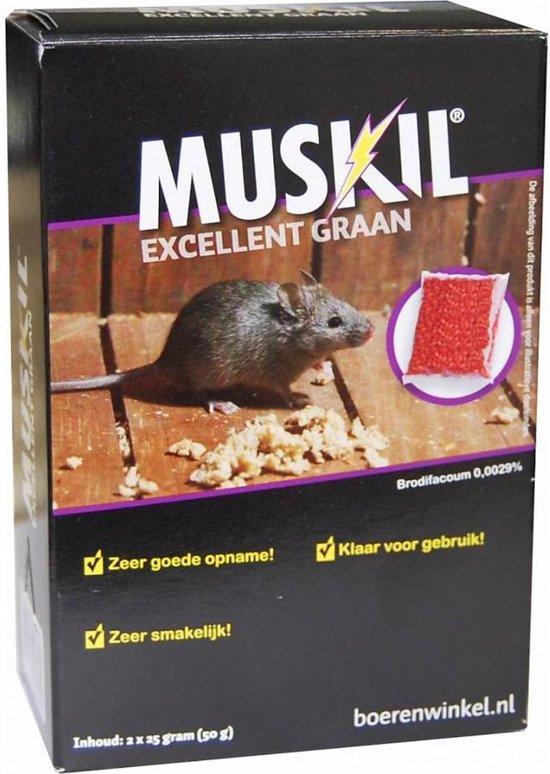 Muskil Excellent Graan Muis 50 gram (2x25g)