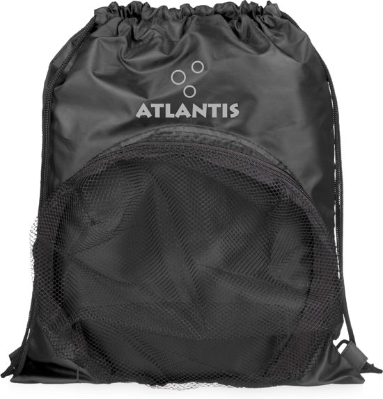 Atlantis Snorkeltas - Zwart