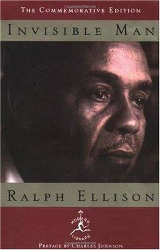 mans search for true identity in invisible man a book by ralph ellison Start studying invisible man how is invisibility used in the search for identity and the invisibility he finds gives him his one true identity and.