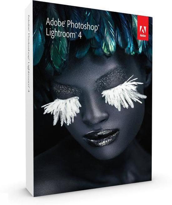 Adobe Photoshop Lightroom 4.0 - Upgrade / Engels