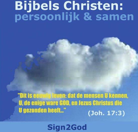 Bijbels Christen: persoonlijk & samen