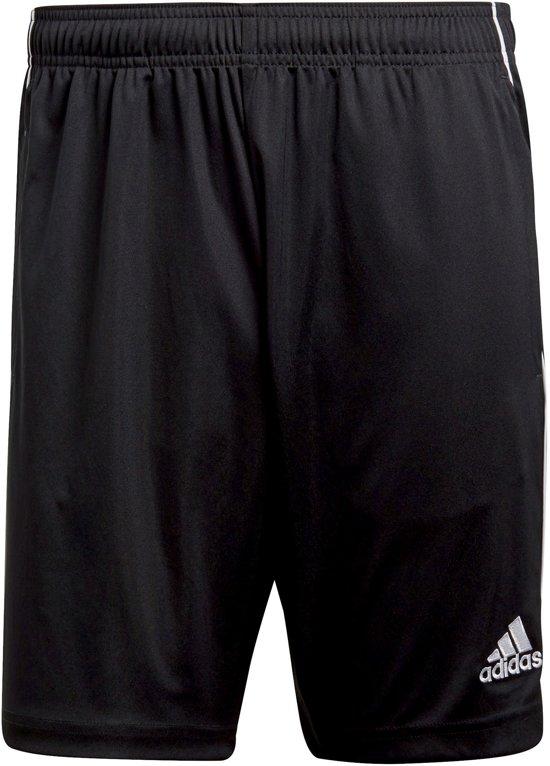 adidas Sportbroek - Maat M  - Mannen - zwart/wit