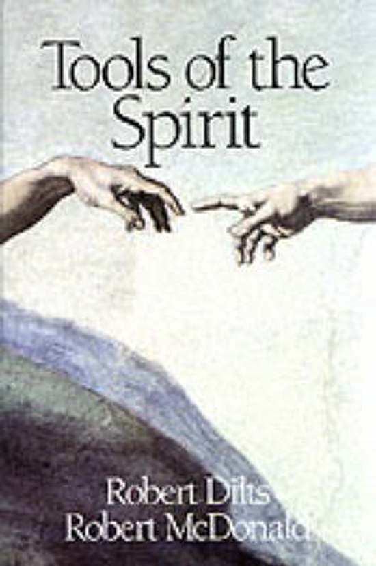 Boek cover Tools of the Spirit van Robert Dilts (Paperback)