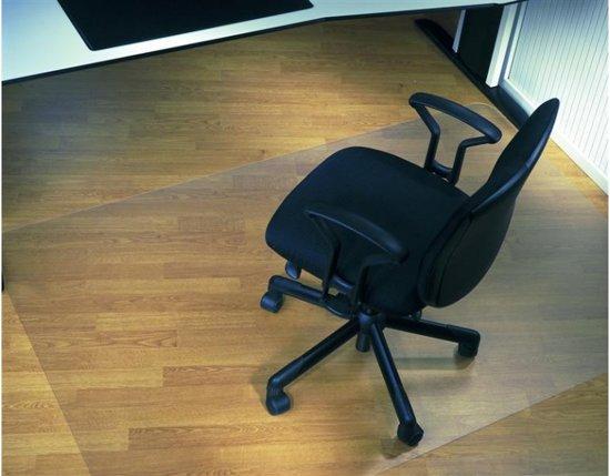 Onderplaat Voor Bureaustoel.Vloerbeschermer 90 X 120 Cm