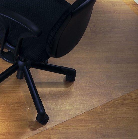 Vloerbeschermer Onder Bureaustoel.Vloerbeschermer 90 X 120 Cm
