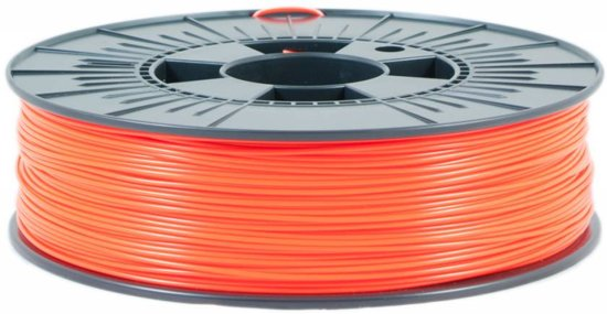 ICE Filaments ABS 'Fluo Obstinate Orange'