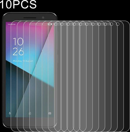 Let op type!! 10 PCS 0 26 mm 9H 2.5D explosieveilige getemperd glas Film voor Vodafone Smart E9