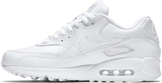 Maat Unisex Wit Leer 45 5 Sneakers Air Max Nike 90 xnwaTqB1gg