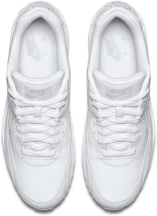 5 Maat Leer Wit Sneakers Air Unisex Nike 90 Max 45 zIqwnU04Ax