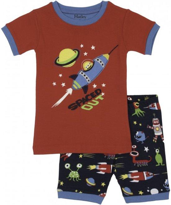 Hatley 2delige jongens pyjama space aliens 140 - Lay outs ruimte van de jongen ...