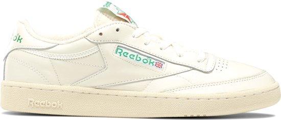 Heren Beige C Maat Tv Club 44 Sneakers 1985 Reebok axqSw1nZRq