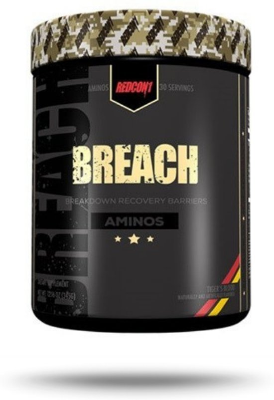 Redcon1 BREACH BCAA - Tigers blood
