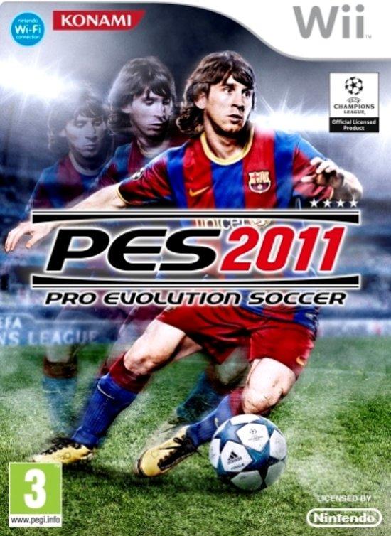 PES 2011 (Pro Evolution Soccer 2011) kopen
