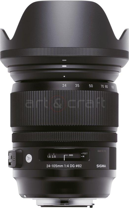 Sigma AF 24-105mm f/4 Art DG OS HSM Canon
