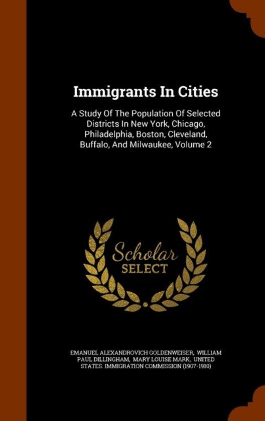Immigrants in Cities