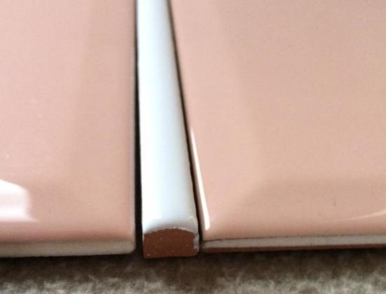 Wonderbaarlijk bol.com | Potlood tegel strip wit glans 1,5x15 cm IC-11