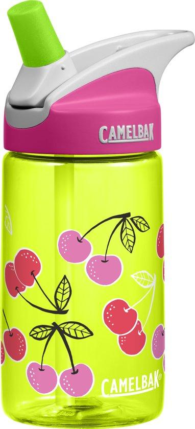 9c482520a6c bol.com   CamelBak Eddy Kids Drinkfles - 400 ML - Groen (Cherries)