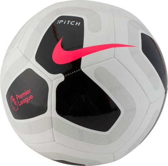 Nike Voetbal - wit/zwart/roze