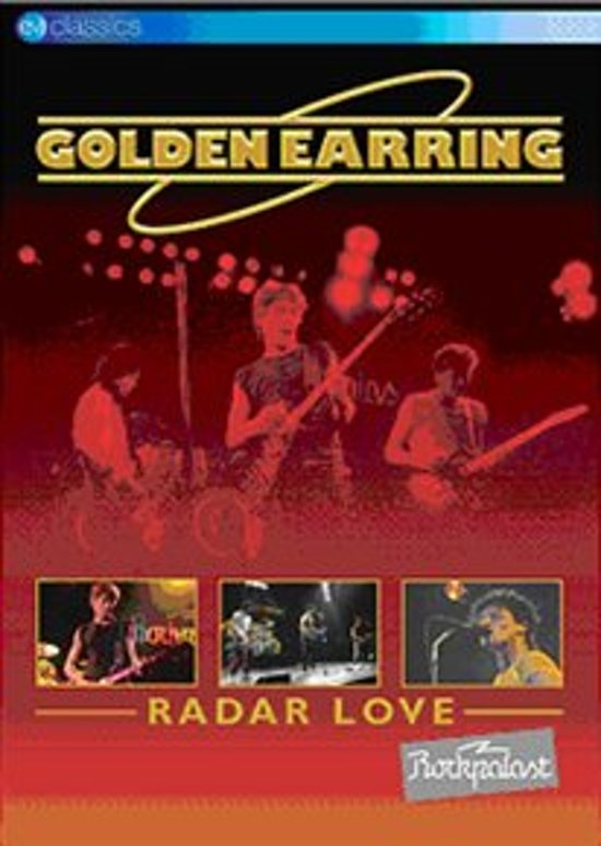 Golden Earring - Live At Rockpalast