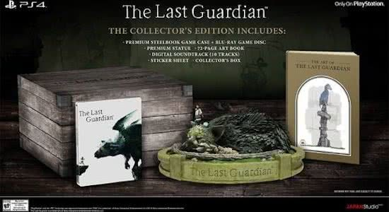 The Last Guardian - Collector's Edition PlayStation 4