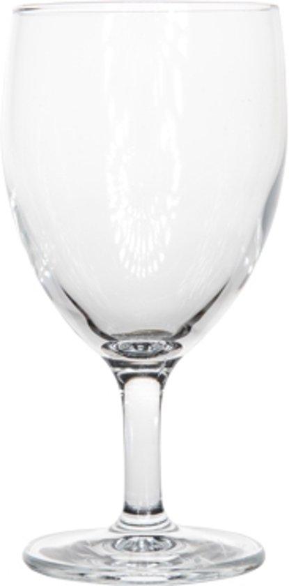 Bormioli - Wijnglas op korte voet - 23cl (6 stuks) Valentinaa