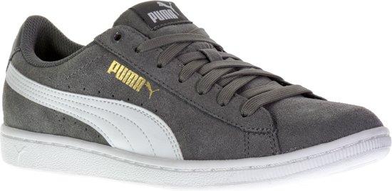 Plate-forme Puma Baskets Ruban Vikky - Taille 41 - Femmes - Gris hklftnXty