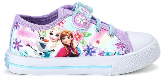 Disney-baskets Congelé-aqua-chaussures-29 LCyh7a1