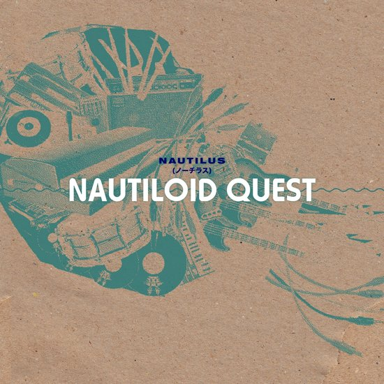 Nautiloid Quest -Lp+Cd-