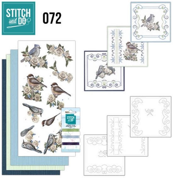 Stich and Do 72 AD Vintage Winter