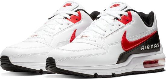 fa3709f412 bol.com | Nike Air Max LTD 3 wit rood leer BV1171-100 maat 46