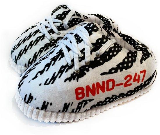 Sneaker sloffen ZEBRA
