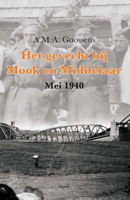 Het gevecht bij Mook en Middelaar