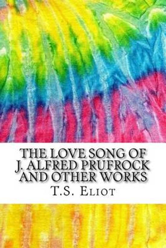 an analysis of the love song of j alfred prufrock by t s eliot The love song of j alfred prufrock the poem the love song jalfred prufrock, by ts eliot character analysis recent posts.