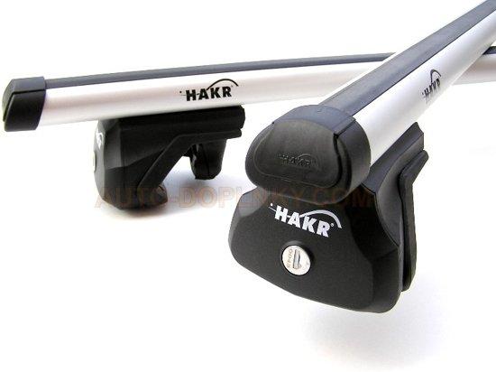 Dakdrager Hakr aluminium 100 kg Subaru Impreza