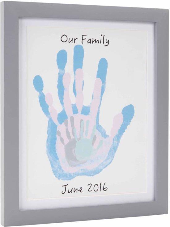Pearhead Fotolijst familie handafdruk