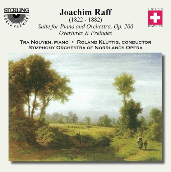 Raff Suite For Piano+Orchestra